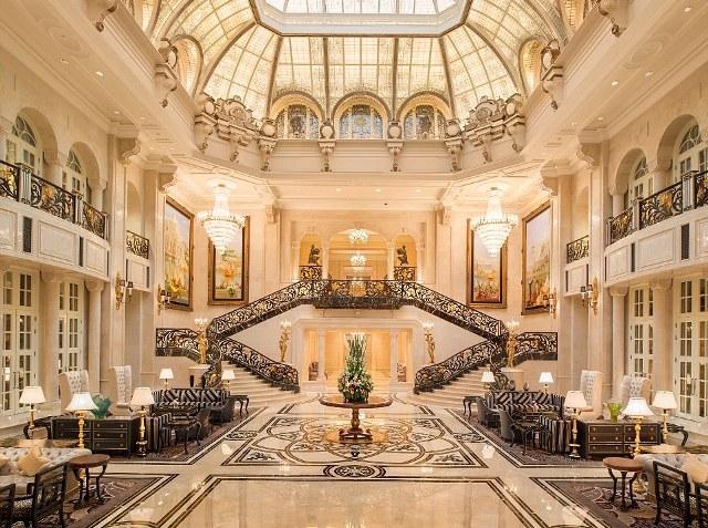 Castle Hotel: Ένα ονειρεμένο κάστρο-παλάτι για αθεράπευτα ρομαντικούς