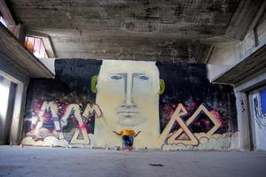 Γκράφιτι, τέχνη του δρόμου ή βανδαλισμός