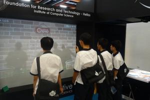 Διεθνή βραβεία για ψηφιακές πλατφόρμες στο ΙΤΕ