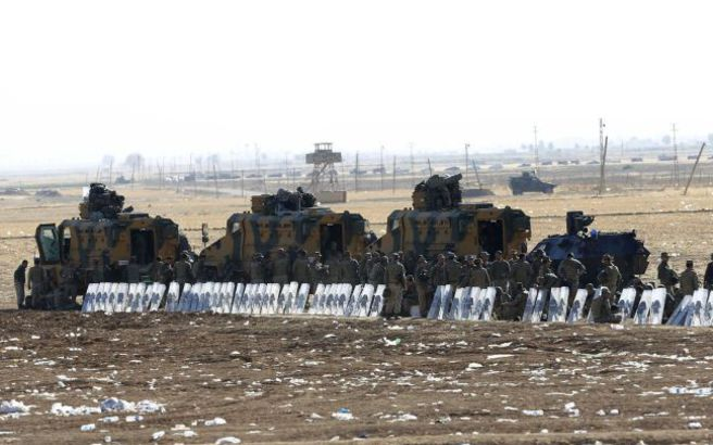 Η Τουρκία βομβάρδισε θέσεις του PKK στο ιρακινό Κουρδιστάν
