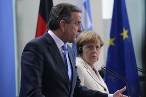 «Φληναφήματα οι δήθεν εισηγήσεις της Γερμανικής πρεσβείας για ακύρωση της επίσκεψης Σαμαρά»