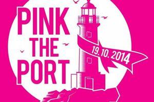 «Βάφουν» ροζ το νέο λιμάνι της Πάτρας
