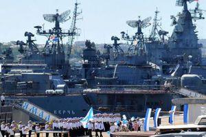 Το ρωσικό Πολεμικό Ναυτικό αυξάνει την ισχύ του Στόλου της Μαύρης Θάλασσας