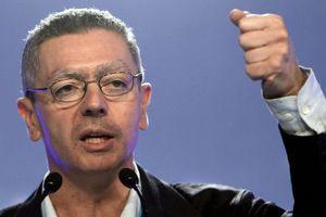 Παραιτήθηκε ο ισπανός υπουργός Δικαιοσύνης