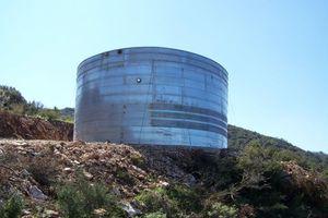 Υδατοδεξαμενές στην Πυροσβεστική από το δήμο Ηρακλείου Κρήτης