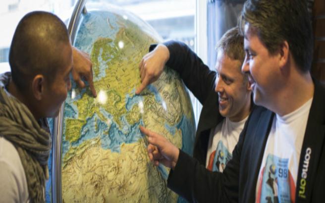 Με αφετηρία την Ελλάδα επισκέφθηκαν 19 χώρες σε 24 ώρες!