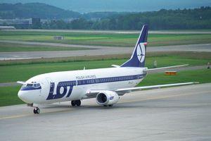 Αναγκαστική προσγείωση Boeing στη Γλασκώβη