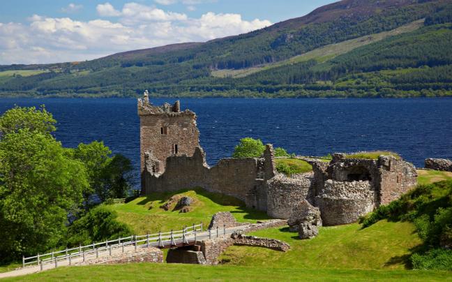 Τα δέκα πιο θεαματικά κάστρα της Σκωτίας