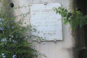 Έκκληση να σωθεί το σπίτι του Ν. Καζαντζάκη στην Αντίμπ