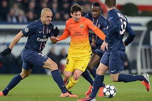 Νίκη με 3-2 για την Παρί κόντρα στην Μπάρτσα στο Παρίσι