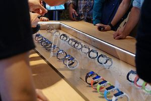 Το Apple Watch στην Πόλη του Φωτός