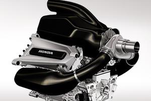 Πρώτη γεύση από τη Honda της Formula 1
