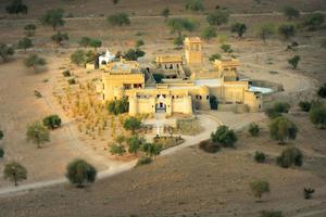 Βραδιές σε ένα κάστρο στη μέση της ερήμου