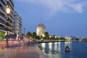 «Έβρεξε» κλήσεις στο κέντρο της Θεσσαλονίκης