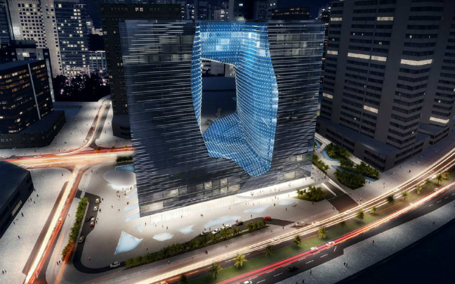 Vavel.gr | Το νέο φουτουριστικό ξενοδοχείο του Ντουμπάι