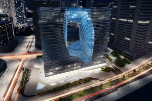Το νέο φουτουριστικό ξενοδοχείο του Ντουμπάι