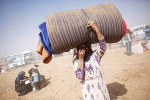Οι Σύροι μεγαλύτερος αριθμός προσφύγων μετά τους Παλαιστίνιους
