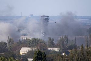 Μαίνονται οι μάχες στο Ντονέτσκ