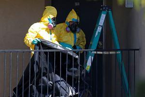 Ύποπτο κρούσμα Έμπολα στα κατεχόμενα