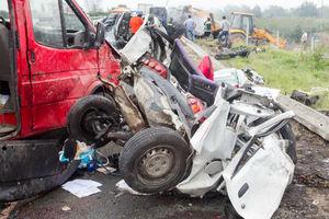 Για ανθρωποκτονία από αμέλεια κατηγορείται ο οδηγός του φορτηγού στην Εγνατία