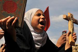 Διαδήλωση κατά των Αράβων στην Κορσική