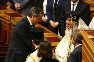 Σαμαράς: Θα είναι μια καλή χρονιά για την Ελλάδα