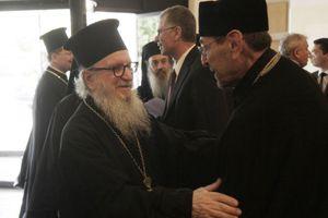Στην Κύπρο ο αρχιεπίσκοπος Αμερικής Δημήτριος