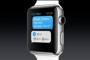 Μέτριες οι κριτικές για το Apple Watch