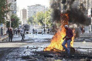Ελεύθεροι εργάτες που απήχθησαν από Κούρδους στην Τουρκία