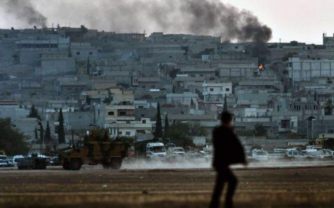 Ένας Έλληνας που πολέμησε το Ισλαμικό Κράτος στη Συρία μιλάει στο newsbeast.gr