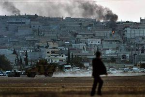 Αποσύρονται και από τα περίχωρα του Κομπάνι οι τζιχαντιστές