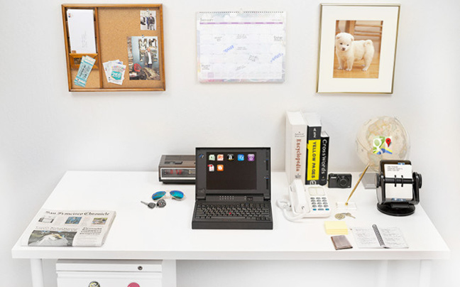 Η εξέλιξη του γραφείου