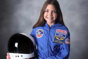 Η 13χρονη που θέλει να είναι ο πρώτος άνθρωπος στον Άρη