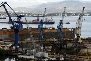 Η αμερικανική ONEX Shipyards ενδιαφέρεται για τα Ναυπηγεία Ελευσίνας