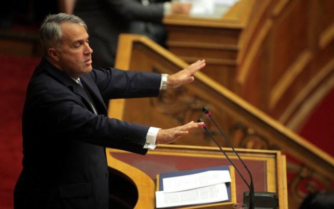 Βορίδης: Η Αριστερά έχει ταυτιστεί με την παραβίαση κάθε λέξης του Συντάγματος