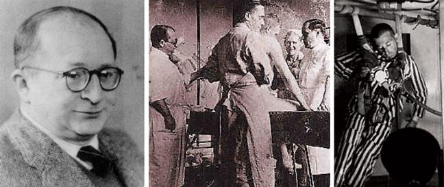 Καρλ Κλάουμπεργκ: Ο Ναζί που ήθελε να ξεπεράσει τον Μένγκελε