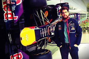 Έλληνας φοιτητής στην ομάδα σχεδιασμού της Red Bull για τη F1