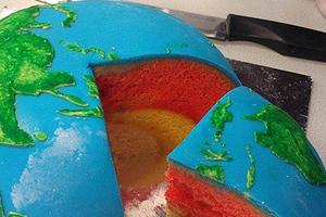 Κέικ από άλλο... πλανήτη