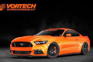 Ford Mustang 650 ίππων από την Vortech