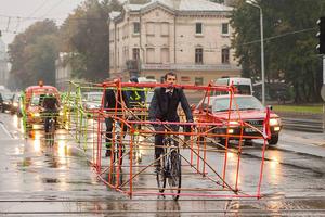 Πόσο χώρο εξοικονομεί ένα ποδήλατο