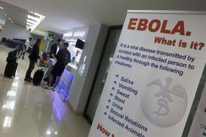 «Εbola check» με ελληνική υπογραφή