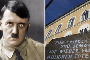 Στο κράτος περνά η πατρική κατοικία του Χίτλερ