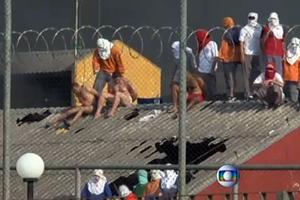 Εξέγερση με ομήρους και βασανισμούς σε φυλακή της Βραζιλίας