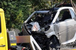 Τρεις οι νεκροί του δυστυχήματος στην Π. Ράλλη