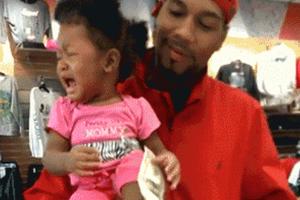 Πώς να κάνεις την μικρή να μην κλαίει