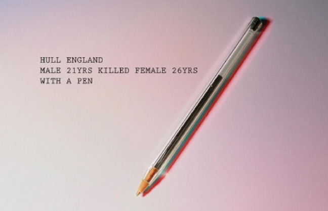 «Αθώα» αντικείμενα που μετατράπηκαν σε φονικά όπλα