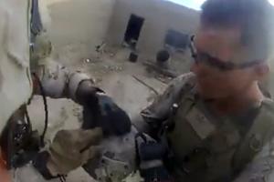Ταλιμπάν πυροβολούν στο κεφάλι πεζοναύτη και επιζεί