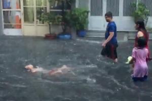 Πλημμύρα στο Βιετνάμ