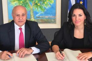 Πρωτόκολλο συνεργασίας Υπουργείου Τουρισμού με τον ΟΓΑ
