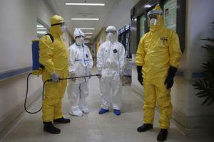 Έκκληση για συντονισμένη προσπάθεια κατά του Έμπολα